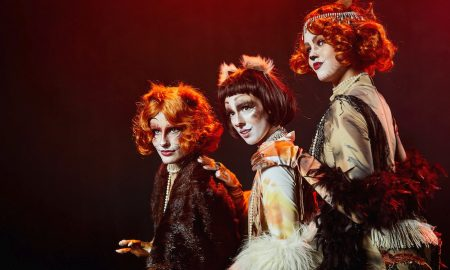 'CATS'. Photo by Kit Haselden Photography.