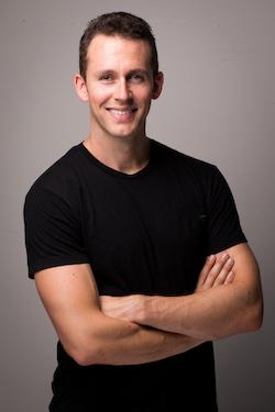 Chris Aubrey. Photo courtesy of Sydney Dance Company.