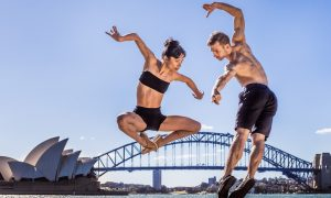 Sydney Dance Company. Photo by Pedro Greig.