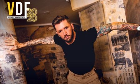 Travis Wall in Australia