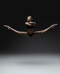 Sophie Beaty (The Australian Ballet School). Photo by Taylor-Ferné Morris.
