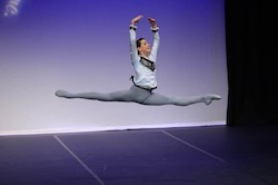 Jackson Smith-Leishman (Amanda Bollinger Dance Academy). Photo by Ryan Kettle at Move Photography.