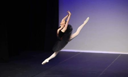 Poppi Eccleston (Amanda Bollinger Dance Academy). Photo by Ryan Kettle at Move Photography.