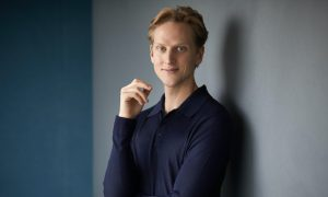David Hallberg. Photo courtesy of The Australian Ballet.