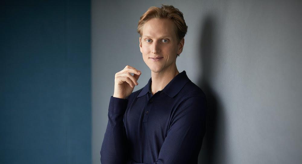David Hallberg. Photo courtesy of The Australian Ballet.