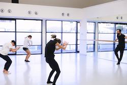 McDonald College Senior Contemporary Dance Program. Photo by Erik Sawaya.