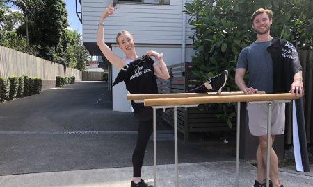 Sareena Green and Joel Wollner. Photo courtesy of Queensland Ballet.