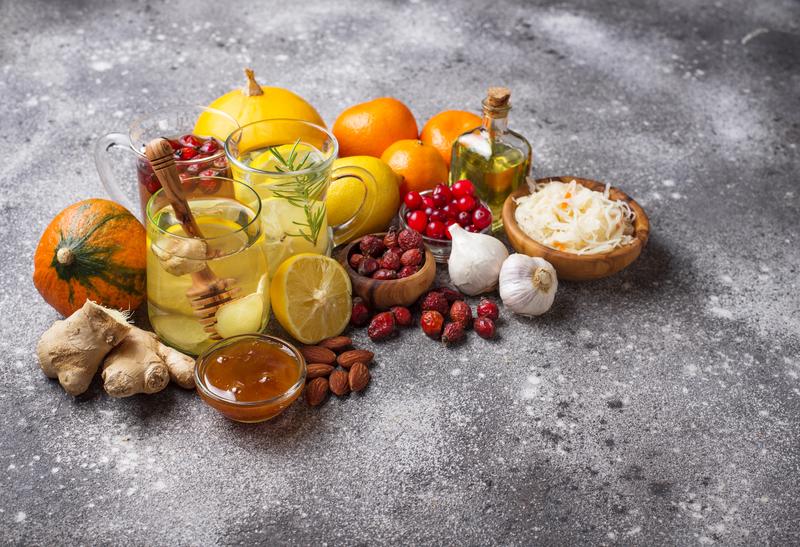 immune boost foods to fight coronavirus