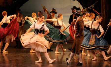 Louise Østergaard. Photo courtesy of International Ballet Workshops.