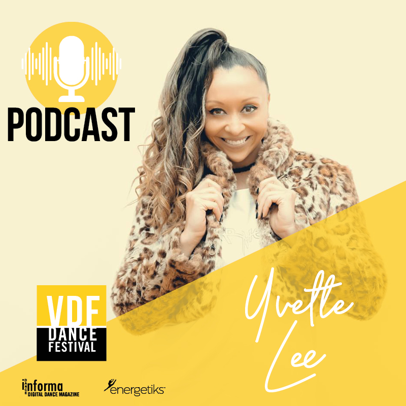 Yvette Lee on the VDF Podcast