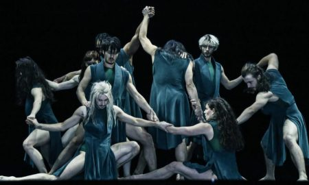 ADT in Garry Stewart's 'The Beginning of Nature'. Photo by David James McCarthy.
