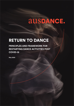 Ausdance Return to Dance Framework