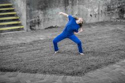 Dancenorth's Georgia Rudd. Photo by Amber Haines.