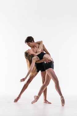 NZSD Students Tessa Karle and Timothy Ching. Photo by Stephen A'Court.