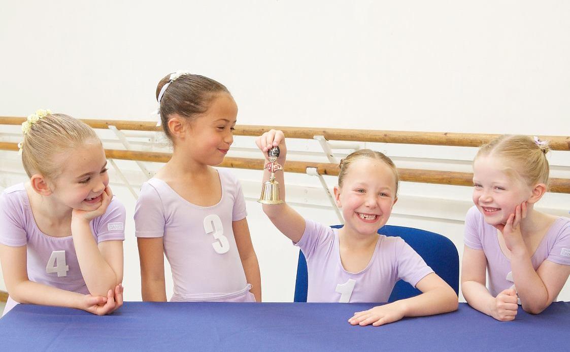 RAD Ballet Exams