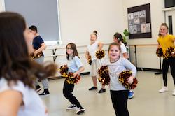 All Abilities Cheer and Dance. Photo by Juan Van Staden.