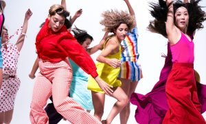 'Popsicle' by Katherine Helen Fisher (part of San Francisco Dance Film Festival selection).