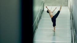 The Australian Ballet Principal Artist Benedicte Bemet in 'Capriccio'.