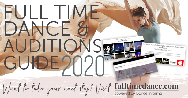 Full Time Dance Australia
