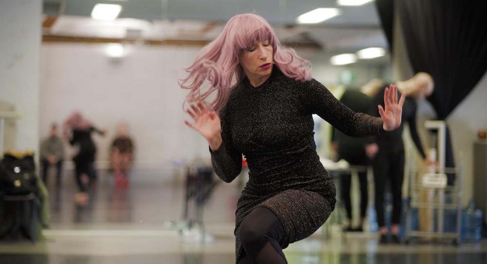 Cathy Adamek. Photo by Alexander Waite Mitchell.