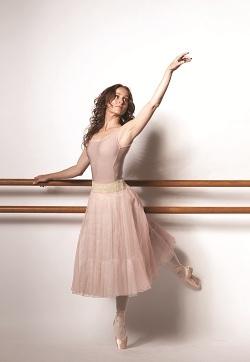 Madeleine Eastoe of The Australian Ballet. Photo by James Braund.