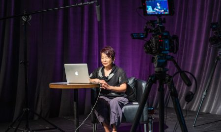 Annette Shun Wah. Photo courtesy of Adelaide Festival Centre.