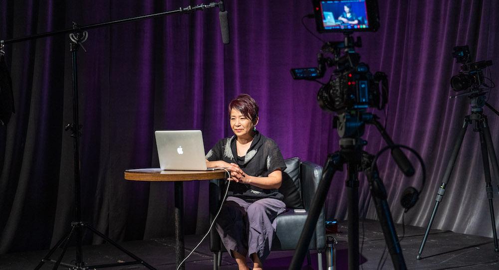 Annette Shun Wah. Photo courtesy of Adelaide Festival Centre.