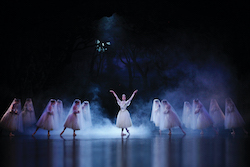 Queensland Ballet in 'Giselle'. Photo by David Kelly.