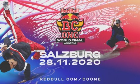 Red Bull BC One World Final 2020.