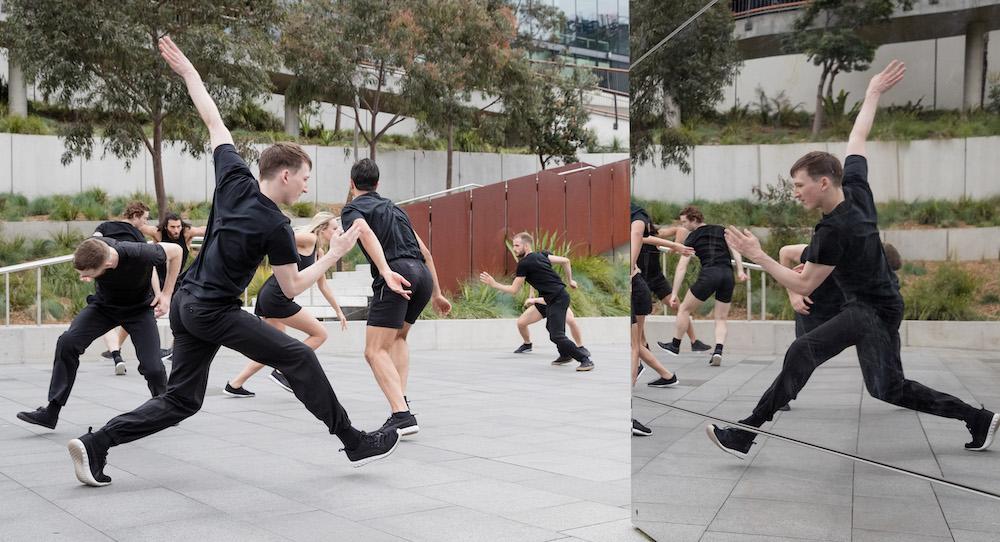 Sydney Dance Company's Dance Locale. Photo by Daniel Boud.
