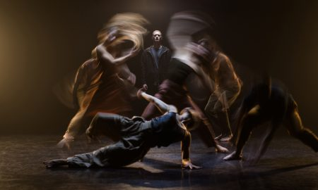 Australasian Dance Collective in 'Aftermath'. Photo by David Kelly.