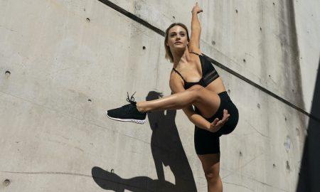 Sydney Dance Company's Emily Seymour. Photo by Rafael Bonachela.
