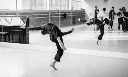 New Zealand Dance Company. Photo by John McDermott.
