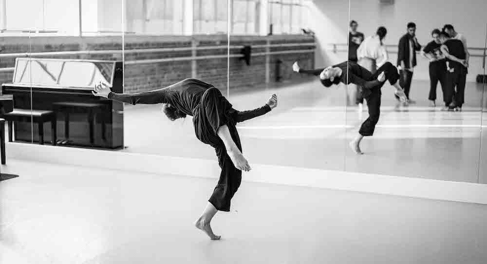 New Zealand Dance Company. Photo by John McDermott.