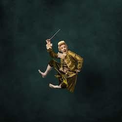 Wolfgang's Magical Musical Circus. Photo by Damien Bredberg, DreamBIG.