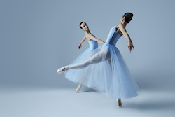 Amber Scott and Ako Kondo in 'Serenade'. Photo by Pierre Toussaint.