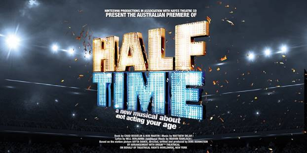 'Half Time' the new musical.
