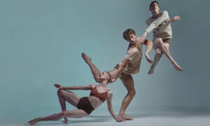 Sydney Dance Company's 'Impermanence'. Photo by Pedro Greig.
