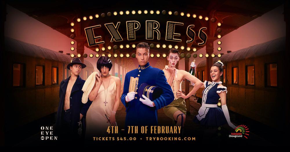One Eye Open's 'Express'.