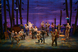 'Come From Away'. Photo by Heidi Victoria.