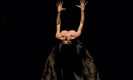 Francesco Ventriglia's 'Grimm'. Photo by Luca Vantusso.