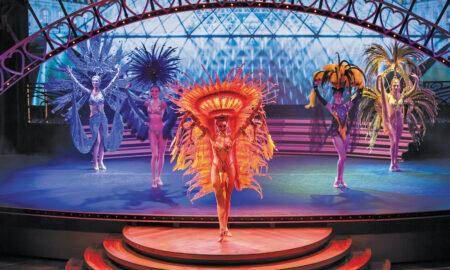 Regent Seven Seas Voyager Theatre Show.