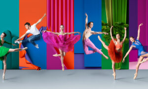 The 2020 Telstra Ballet Dancer Awards nominees.