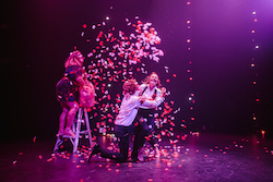 The Good Room's 'I Want to Know What Love Is'. Photo by Stephen Henry.