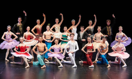 Sydney Eisteddfod Ballet Scholarship Finalists 2019.