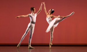 The Australian Ballet School's 'En Pointe'.