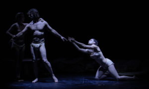 'Claudel' at the Sydney Opera House. Photo by Daniel Boud.