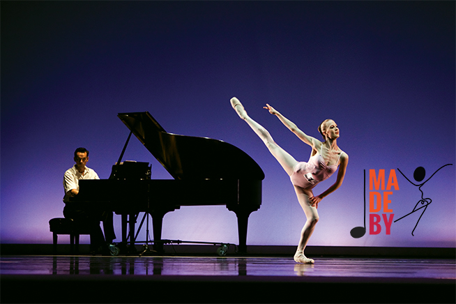 MadeBy. Photo courtesy of the Royal Academy of Dance.