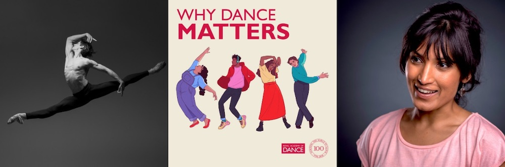 RAD's 'Why Dance Matters' podcast.