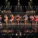 The 2020 cast of 'A Chorus Line' at Darlinghurst Theatre Company. Photo by Robert Catto.